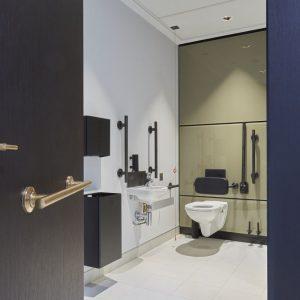 Washroom Dispensers & Hand Dryers