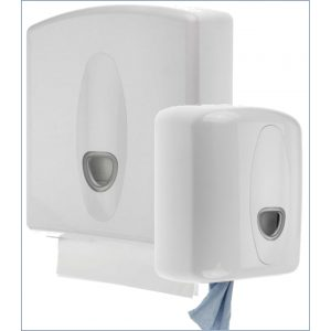 Dispensers For Hand Towels & Rolls
