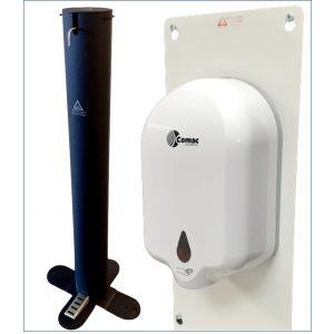 Sanitiser/ Hygiene Stands